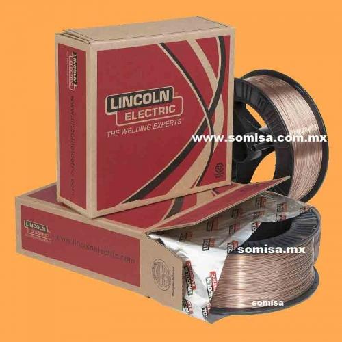 Microalambre LS3 ER70S-3