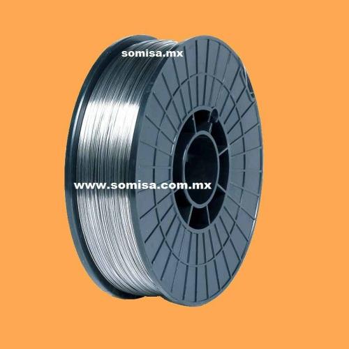 Alambre tubular para soldaduras: Innershield NR-211-MP