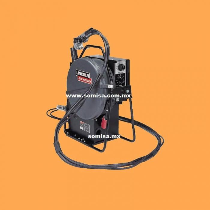 Alimentador de alambre tubular LN23P