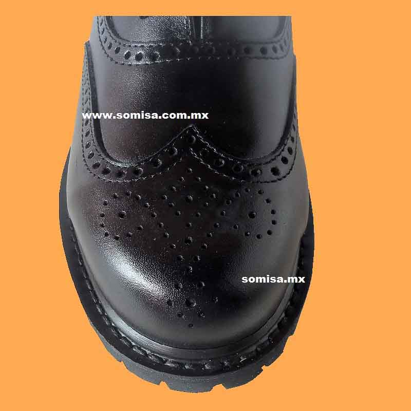 Zapato bostoniano 800 berrendo