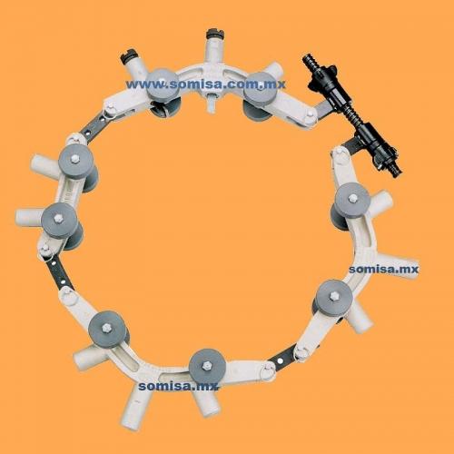 Cortatubo para plastico PLAS Rotary