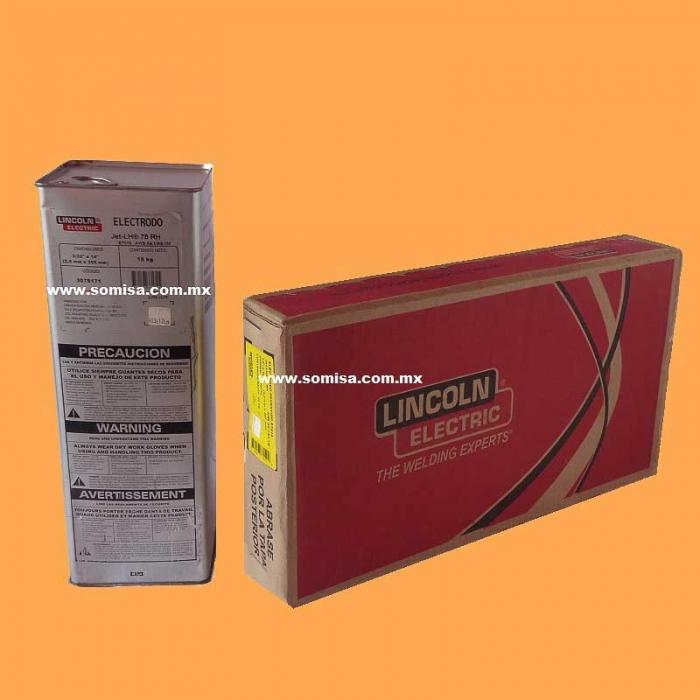 Soldadura en electrodo 6010 5p Fleetweld
