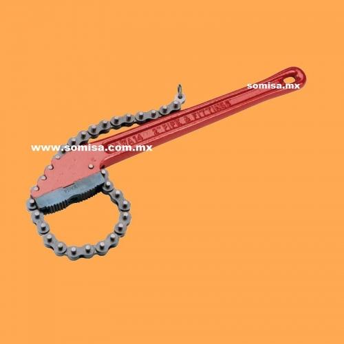 Llave de cadena Reed