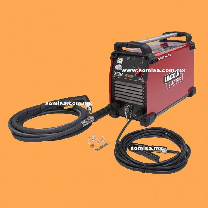 Máquina para corte por plasma: Tomahawk 1000