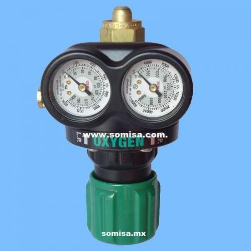 Regulador Oxigeno ESS3