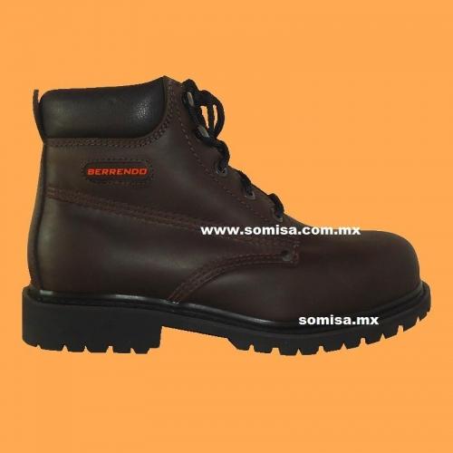 Zapato industrial 154 acero Berrendo