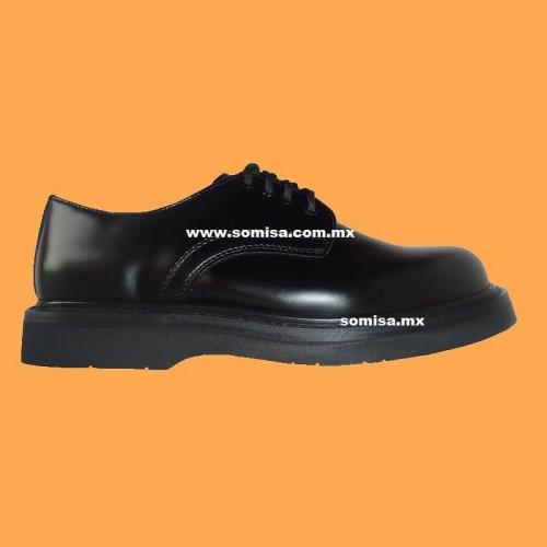 Zapato tecato negro 480